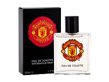 Eau de Toilette Manchester United Black 50 ml