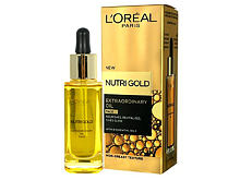Siero per il viso L´Oréal Paris Nutri-Gold Extraordinary Oil 30 ml