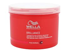Maschera per capelli Wella Brilliance Normal Hair