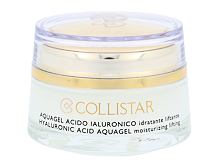 Crema giorno per il viso Collistar Pure Actives Hyaluronic Acid Aquagel 50 ml