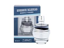 Eau de Toilette Enrique Iglesias Deeply Yours Man 90 ml