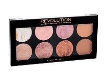 Blush Makeup Revolution London Blush Palette 13 g Golden Sugar