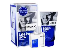 Eau de Toilette Mexx Life Is Now For Him