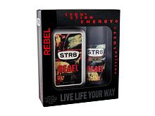 Eau de Toilette STR8 Rebel 50 ml Confezione regalo