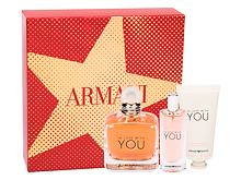 Eau de Parfum Giorgio Armani Emporio Armani In Love With You 100 ml Cofanetti regalo