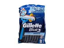 Rasoio Gillette Blue3 Smooth 8 pz