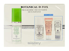 Siero per il viso Sisley Botanical D-Tox Night Treatment 30 ml Confezione regalo