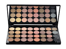 Ombretto  Makeup Revolution London Ultra Eyeshadows Palette Flawless Matte