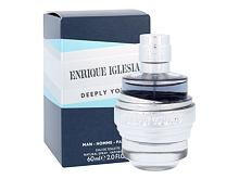 Eau de Toilette Enrique Iglesias Deeply Yours Man 60 ml