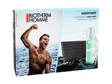 Gel per il viso Biotherm Homme Aquapower Oligo Thermal Care 75 ml Confezione regalo