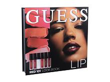 Rossetto GUESS Look Book Lip 4 ml 101 Red Cofanetti regalo