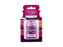 Deodorante per l'auto Yankee Candle Black Cherry Car Jar 1 pz