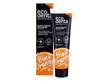 Dentifricio Ecodenta Toothpaste Black Orange Whitening 100 ml