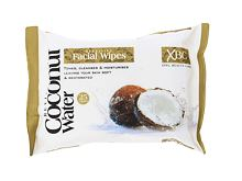 Salviettine detergenti Xpel Coconut Water Hydrating Facial Wipes 25 pz
