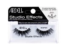 Ciglia finte Ardell Studio Effects Wispies 1 pz Black
