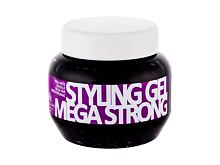 Gel per capelli Kallos Cosmetics Styling Gel Mega Strong 275 ml