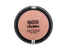 Illuminanti Maybelline Master Chrome 9 g 050 Molten Rose Gold