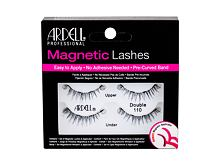 Ciglia finte Ardell Magnetic Lashes Double 110 1 pz Black