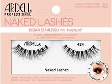 Ciglia finte Ardell Naked Lashes 424 1 pz Black