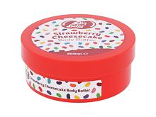 Burro per il corpo Jelly Belly Strawberry Cheesecake 200 ml