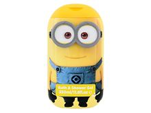 Doccia gel Minions Bath & Shower Gel 350 ml