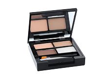 Paletta sopracciglia Makeup Revolution London Focus & Fix Eyebrow Shaping Kit