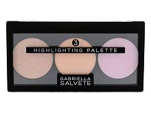 Illuminanti Gabriella Salvete Highlighting Palette 15 g