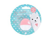 Balsamo per le labbra 2K Animal Lip Balm Lama 11 g Cotton Candy