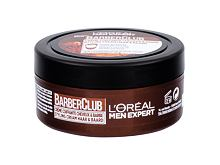 Cera per la barba L´Oréal Paris Men Expert Barber Club Beard & Hair Styling Cream