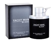 Eau de Toilette Myrurgia Yacht Man Black 100 ml
