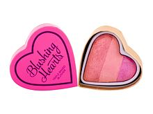 Blush Makeup Revolution London I Heart Makeup Blushing Hearts 10 g Candy Queen Of Hearts