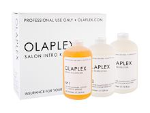Sieri e trattamenti per capelli Olaplex Bond Multiplier No. 1 Salon Intro Kit 525 ml Cofanetti regalo