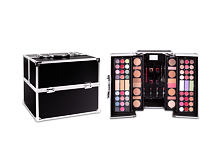 Make-up kit 2K Super Model Beauty Train Case 122,6 g
