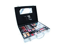 Make-up kit 2K Beauty Unlimited Train Case 63,2 g