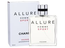 Acqua di colonia Chanel Allure Homme Sport Cologne 150 ml
