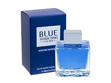 Eau de Toilette Antonio Banderas Blue Seduction For Men 100 ml
