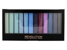 Ombretto Makeup Revolution London Redemption Palette Mermaids Vs Unicorns