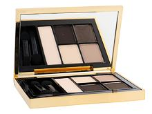 Ombretto Estée Lauder Pure Color 5-Color Palette 7 g 02 Ivory Power