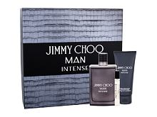 Eau de Toilette Jimmy Choo Jimmy Choo Man Intense 100 ml Confezione regalo