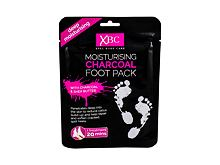 Crema per i piedi Xpel Body Care Charcoal Foot Pack 1 pz