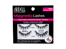 Ciglia finte Ardell Magnetic Lashes Double Wispies 1 pz Black