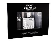 Eau de Toilette David Beckham Respect 90 ml Confezione regalo