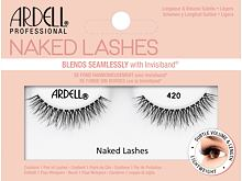 Ciglia finte Ardell Naked Lashes 420 1 pz Black