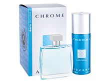 Eau de Toilette Azzaro Chrome 100 ml Cofanetti regalo