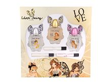Eau de Toilette Winx Fairy Couture Collection 3x58 ml Confezione regalo
