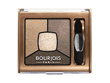Ombretto BOURJOIS Paris Smoky Stories Quad Eyeshadow Palette 3,2 g 06 Upside Brown