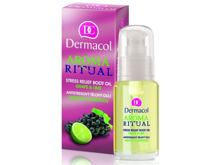 Olio da massaggio Dermacol Aroma Ritual Stress Relief Body Oil Grape & Lime 50 ml