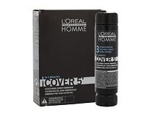 Tinta capelli L´Oréal Professionnel Homme Cover 5´ 3x50 ml 3 Dark Brown