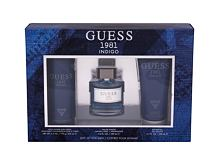 Eau de Toilette GUESS Guess 1981 Indigo For Men 100 ml Confezione regalo
