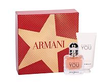 Eau de Parfum Giorgio Armani Emporio Armani In Love With You 30 ml Confezione regalo